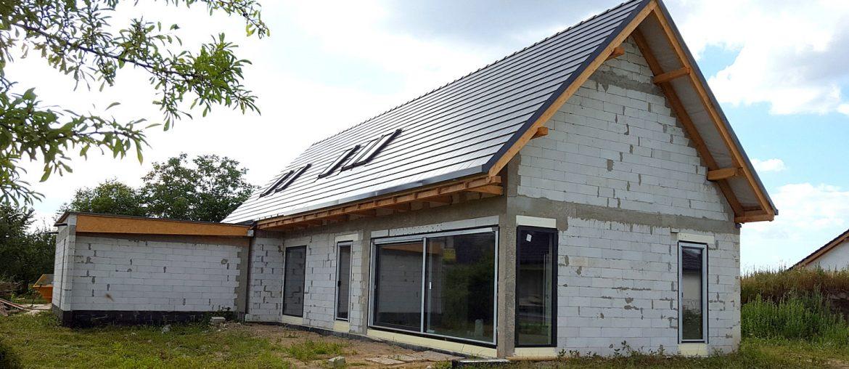Stan Surowy W KOŃCU Zamknięty – Pokrycie Dachu
