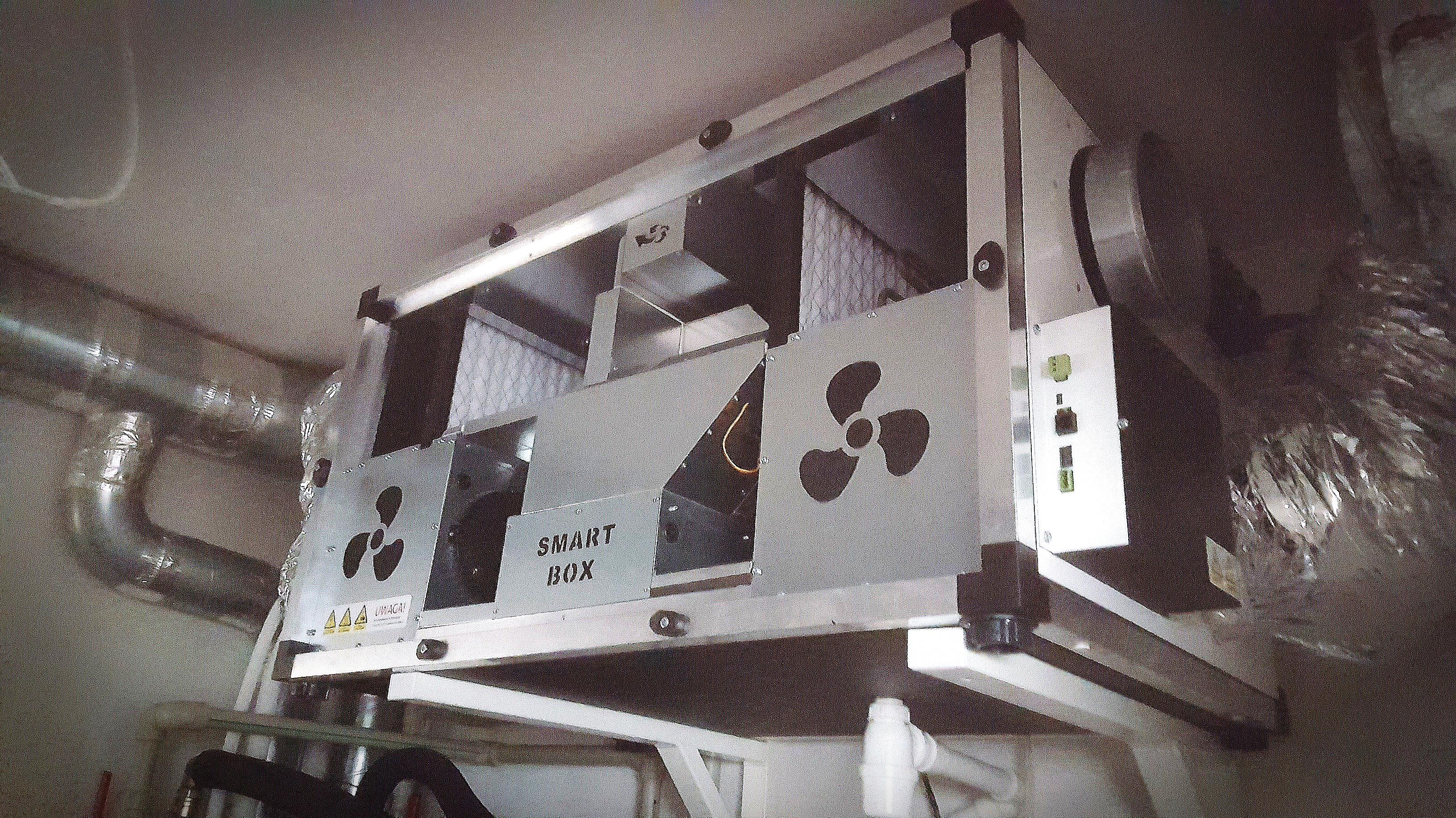 Wszystkie nowe Rekuperacja- wybór, rozwiązanie i montaż | Projekt Stodoła WG62