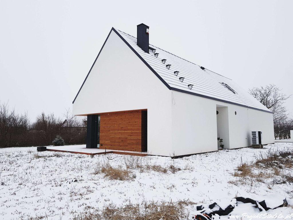 powietrzna pompa ciepła, dom energooszczędny