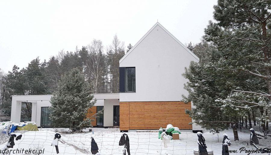 Inspiracje dom Stodoła