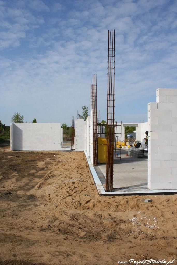 nowoczesna stodoła koszt budowy