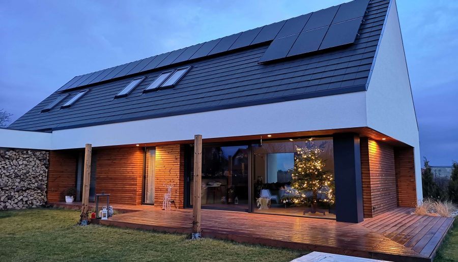 Koszt eksploatacji domu energooszczędnego. Wszystkie opłaty